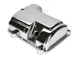 Transmission Top Cover - Chrome. Fits Big Twin 1987-1999.