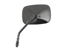 Right Hand OEM 1973-2002 Style Mirror with Black Finish.