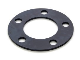 1/8in. Pulley Spacer. Fits H-D 2000up Wheel. Gloss Black.