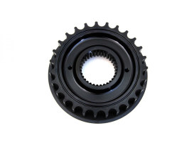 27 Tooth Transmission Pulley. Fits 883cc Sportster 1991-2003 with 128 Tooth Belt.
