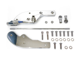 3in. Forward Control Extension Kit - Chrome. Fits FLSB, FXBR and FXFB 2018 Up.