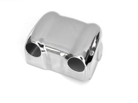 Coil Cover - Chrome. Fits EFI Softail Models 2007-2017.