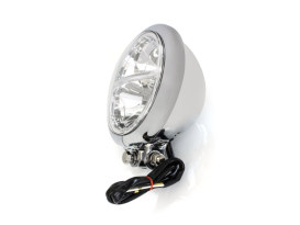 5-3/4in. LED Headlight with Bottom Mount - Chrome.</P><P>