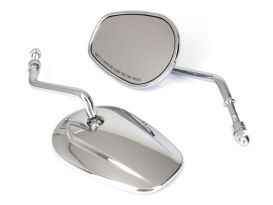 OEM H-D 2003up Style Mirrors - Chrome.