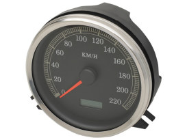 5in. KPH Electronic Speedometer. Fits Softail 1996-2003 & FLHR 1999-2003.