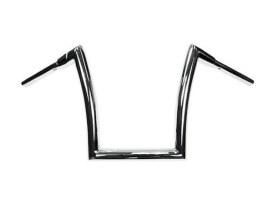 12in. x 1-1/2in. Mega Ape Hanger Handlebar - Chrome.