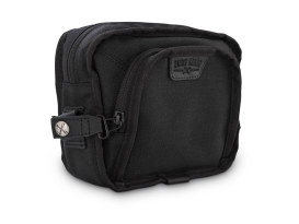 Handlebar Bag - Black Cordura.