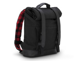 Back Pack - Black Cordura.
