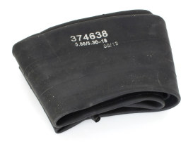 18in. Inner Tube with TR6 Offset Valve. Fits 130 - 150 Tyre.