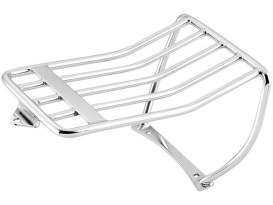Luggage Rack. Fits FXST 2006-2017 with 200 Rear Tyre & Bob Tail Fender.
