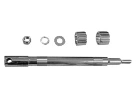 Front Axle Kit with 1in. Axle. Fits Touring 2000-2007.