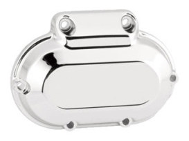 Clutch Release Cover - Chrome. Fits Softail 2007-2017, Dyna 2006-2017 & Touring 2007-2016 Models with 6 Speed Transmission.