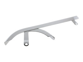 Belt Guard with Chrome Finish. Fits Sportster 1991-1999.