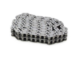 92 Link Primary Chain. Fits Dyna 2006-2017 & Softail 2007up Models with OEM 6 Speed Transmission.