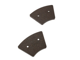 Brake Pads. Fits Front on FX & Sportster 1974-1977.