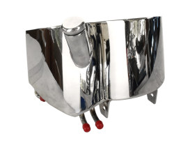 Oil Tank with Chrome Finish. Fits Softail 1989-1999.