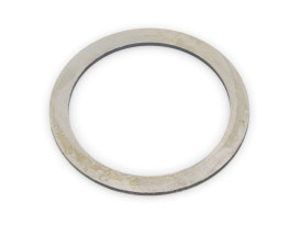 Main Shaft Roller Bearing Thrust Washer. Fits Big Twin 1936-Early 1977 with 4 Speed Transmission.