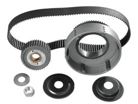 Closed Belt Drive Kit. Fits Big Twin 1965-1978.