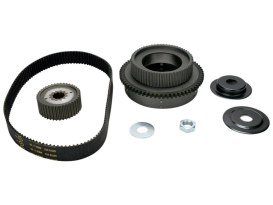 Closed Belt Drive Kit. Fits 4Spd Big Twin 1979-1984 with Rear Chain Drive.