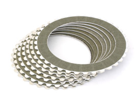 Clutch Friction Plates Kit. Fits BDL Competitor Clutch 1990-1997.