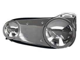 3in. Open Primary Belt Drive Kit - Polished. Fits Softail 1990-2006.