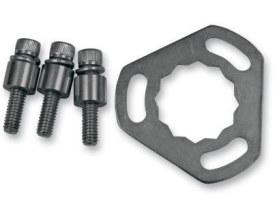 Locking Plate Kit; Open Belt Drive FR Pulley Nut