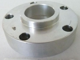 .937in. Pulley Spacer. Fits HD 1973-1999 Wheels with Tapered Bearings.