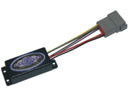 Plug-n-Play Self Cancelling Turn Signal Module with Deutsch 12 Pin Male Plug.