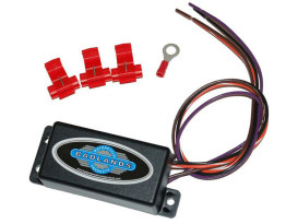 Hard Wired Super Load Equalizer. Fits Big Twin 1991-2013, Sportster 1991-2013 & all V-Rod & Street.