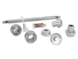 Swing Arm Bearing Upgrade Kit with Pivot Shaft. Fits Touring Models 1980-2001 & FXR Models 1982-1994.