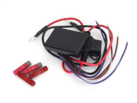 Hard Wired Self Cancelling Turn Signal Module.