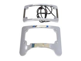 Turn Signal Eliminator Kit - Chrome. Fits 2014up Touring.
