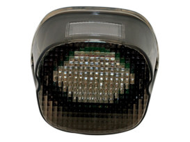Black Out Style LED Low Profile Taillight with Smoke Lens.