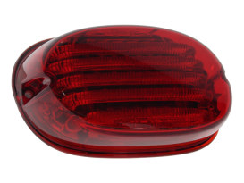 ProBEAM Low Profile LED Tailight. Red Lens & without Number Plate Window.