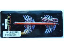 175mm TruFLEX Taillight Strip with Red Tube & Red LED.</P><P>