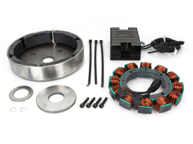 Alternator Kit. Fits Big Twin 1970-1988.