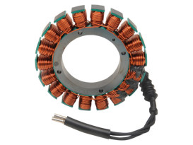Stator. Fits Softail 2001-2006, Dyna 2004-2005 & Dyna 2006 running the original OEM Rotor.
