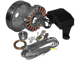 50 Amp 3 Phase Alternator Kit. Fits Touring 1999-2003.</P><P>