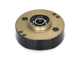 Replacement End Plate with Bearing for Cycle Electric Generator.
