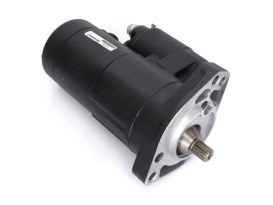 2.0kw Gen3 Starter Motor - Black. Fits Big Twin 1989-2006.