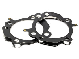 0.036in. Thick Cylinder Head Gaskets. Fits Twin Cam with 100ci or 110ci - 4.000in. Bore.