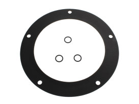 Oil Change Kit. 3 Drain O'Rings & Derby Cover Gasket. Fits Twin Cam 1999-2017.