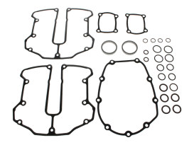 Cam Change Gasket Kit with Rocker Gaskets. Fits Milwaukee-Eight 2017up.