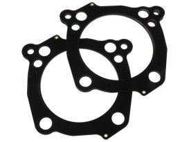 0.030in. Thick Cylinder Head Gasket. Fits Milwaukee-Eight 2017up with 131 Engine with 4.310in. Bore.