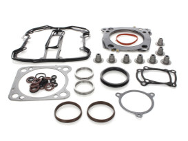 Top End Gasket Kit with 0.040in. Multi-Layer Steel MLS Head Gaskets. Fits Milwaukee-Eight 2017up fitted with 107 to 124 or 114 to 128 4.250in. Big Bore Kit.