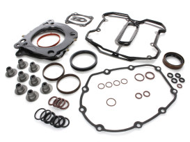 Engine Gasket Kit with 0.040in. Multi-Layer Steel MLS Head Gaskets. Fits Milwaukee-Eight 2017up with 107 Engine & 3.937in. Bore.