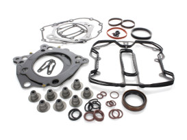 Engine Gasket Kit with 0.040in. Multi-Layer Steel MLS Head Gaskets. Fits Milwaukee-Eight 2017up with 117 Engine & 4.075in. Bore.