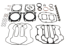 Engine Gasket Kit with 0.030in. Multi-Layer Steel MLS Head Gaskets. Fits Milwaukee-Eight 2017up with 4.250in. Bore.