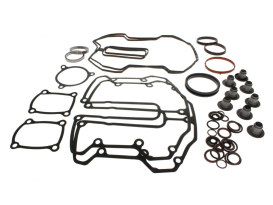 Top End Gasket Kit without Head & Base Gaskets. Fits Milwaukee-Eight 2017up.