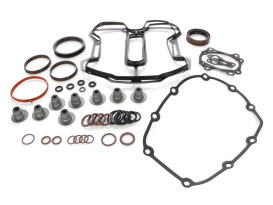 Engine Gasket Kit without Head & Base Gaskets. Fits Milwaukee-Eight 2017up.